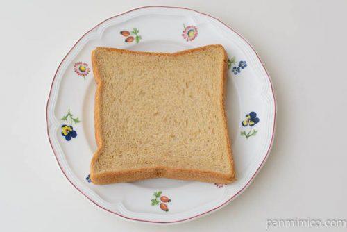 ローソンブラン入り食パン3枚入り皿盛り