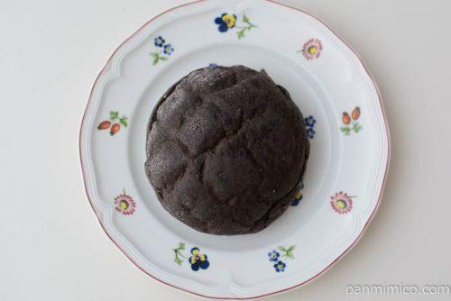 パスコブラックメロンパン皿盛り