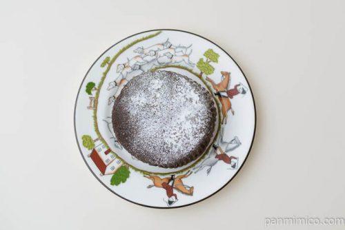 ヤマザキ濃厚ショコラーデ皿盛り