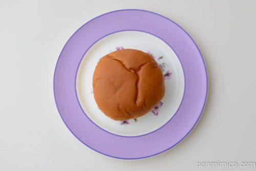 トリプルチョコパン【パスコ】皿盛り