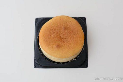 サンラヴィアン本格濃厚チーズスフレ塩キャラメル林檎蓋なし
