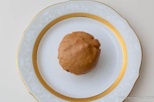 ローソンキャラメルマフィン皿盛り