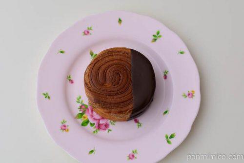 タカキベーカリーうずまきチョコ皿盛り