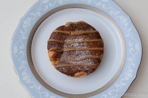 ファミマティラミス仕立てのデニッシュ皿盛り