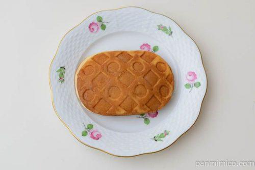 ヤマザキワッフルサンドティラミス風味皿盛り