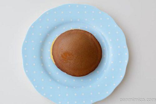もちもちのどら焼・北海道バター餡【モンテール】皿盛り