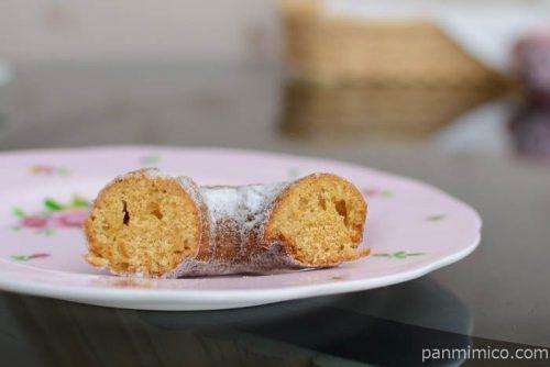 第一パンキャラメルケーキドーナツ中身
