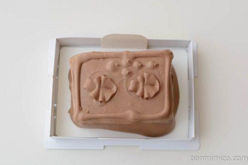 赤坂トップス チョコレートケーキ中身