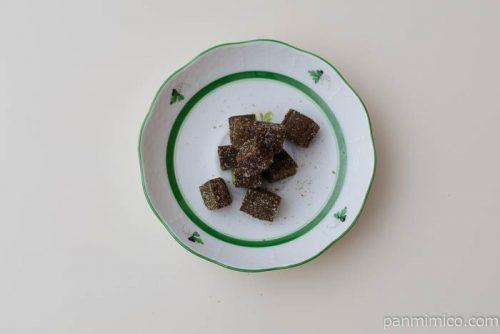 マ・クルールデコボコチョコのクッキー皿盛り