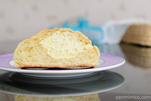 ホイップメロンパン チーズクリーム【パスコ】中身
