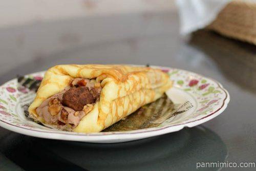 濃厚チョコ&バナナのクレープ包み【ローソン】横