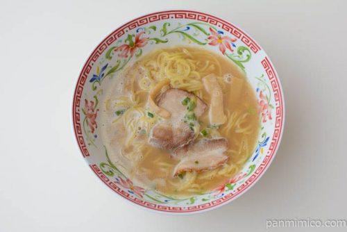 お水がいらない ラーメン横綱【キンレイ】完成