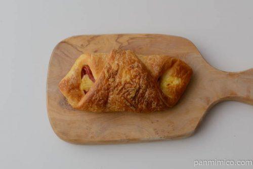 ペッパーボロニアクロワッサン【フジパン】皿盛り