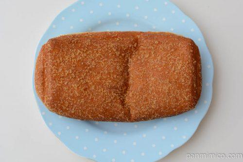 ごっつう大きい カレー&たまごドーナツ【ローソン】皿盛り