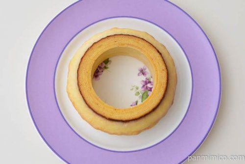 【グマイナー】バウムクーヘン皿盛り