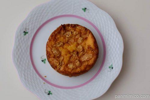 アーモンドチーズタルト【ローソン】皿盛り