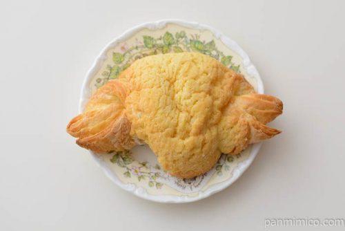 塩メロンクロワッサン【フジパン】皿盛り