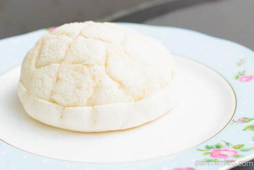 白いメロンパン 北海道産生クリーム使用【ローソン】横