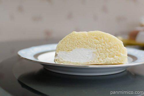 濃いミルクホイップパン【フジパン】中身