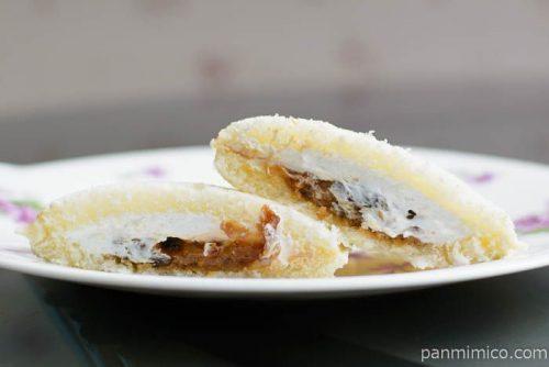ランチパック(キャラメルラテ)【ヤマザキ】皿盛り