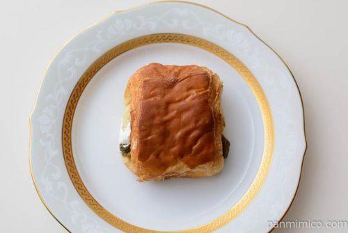 ほうじ茶あん&ホイップデニッシュ【第一パン】皿盛り