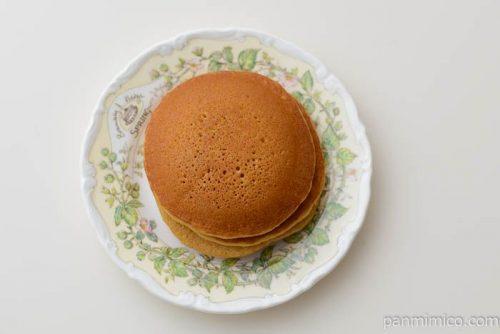 熊本 和栗パンケーキ【第一パン】皿盛り