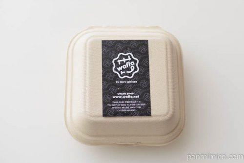 ワッフラクロワッサンワッフルハムチーズ箱