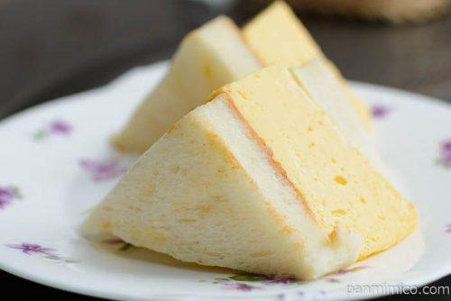 【喫茶マドラグ】コロナ玉子サンド皿盛り