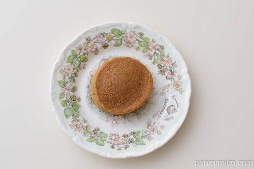もちふわパンケーキ ミルクコーヒー【フジパン】皿盛り