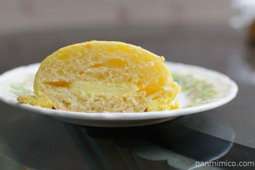 しっとりレモンパン~瀬戸内産レモン~【ローソン】中身