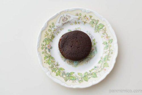 nanoni<しっとり濃厚ショコラケーキ>【森永】皿盛り