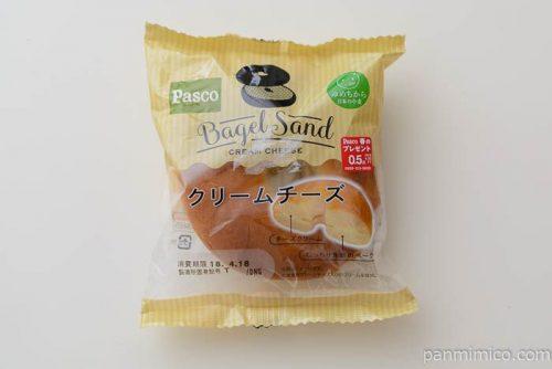 Bagel Sand クリームチーズ【パスコ】