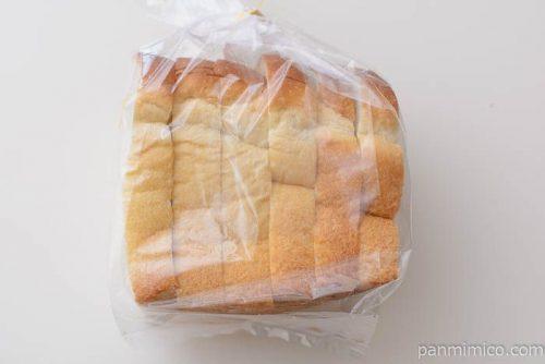 湯種オリーブオイル食パン