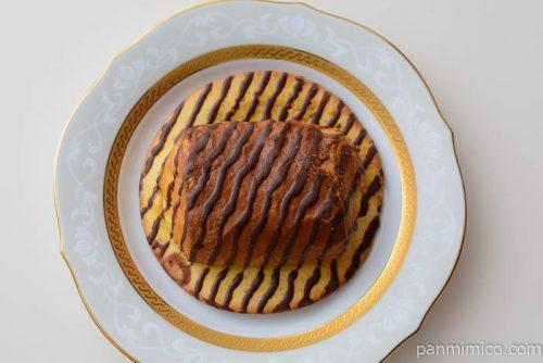 スイートチョコデニッシュ【ヤマザキ】皿盛り