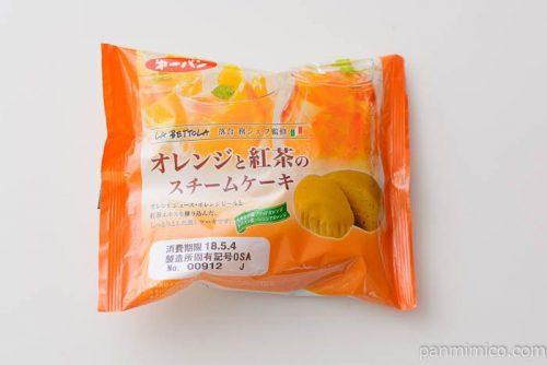 ラ・ベットラ オレンジと紅茶のスチームケーキ【第一パン】