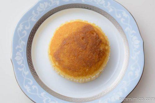 塩クレームブリュレケーキ【パスコ】皿盛り