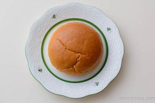 白バラコーヒークリームパン【神戸屋】皿盛り
