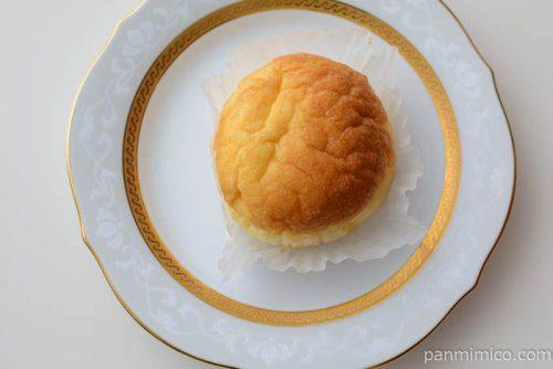 瀬戸内レモンクリームぱん【フジパン】皿盛り