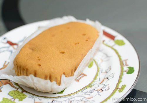 生キャラメル蒸しケーキ【ヤマザキ】横