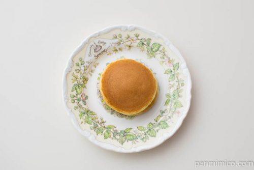 ふんわりソフトパンケーキ 玄米ミルクホイップ【フジパン】皿盛り