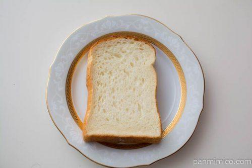 セブンプレミアムゴールド 金の食パン 厚切り2枚入皿盛り