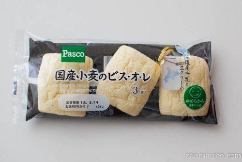 国産小麦のビス・オ・レ【パスコ】