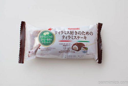 ティラミス好きのためのティラミスケーキ【ヤマザキ】