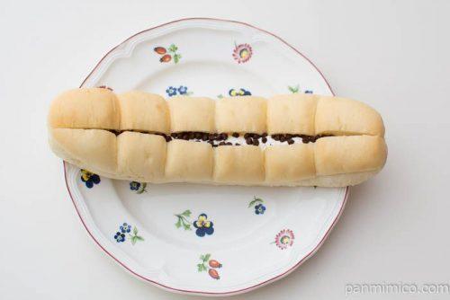 ホイップ&チョコチップのちぎりパン【神戸屋】皿盛り