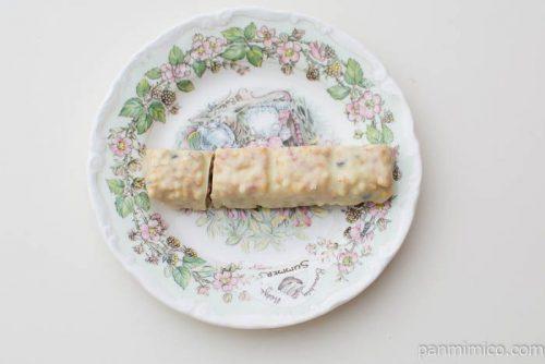 1本満足バー シリアルホワイト【アサヒグループ食品】皿盛り