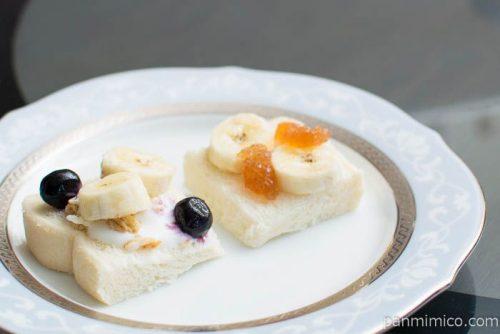 ふんわり食パン【ヤマザキ】ヤマザキッチン