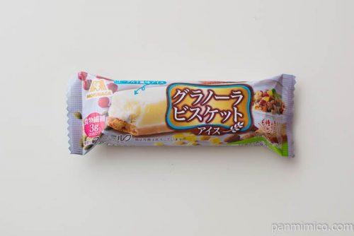 グラノーラビスケットアイス【森永】