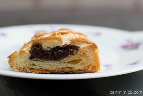 クッキーチョコパイ【ファミリーマート】中身