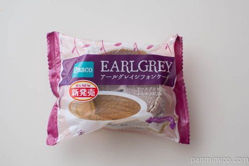 アールグレイシフォンケーキ【パスコ】
