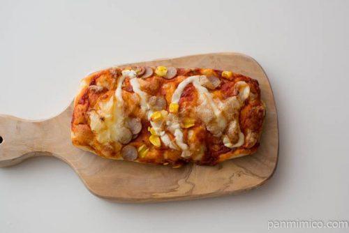ジューシートマトピザ【パスコ】皿盛り